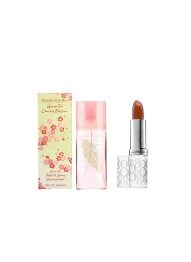 Elizabeth Arden Elizabeth Arden Green Tea Cherry Blossom Edt 100 Ml+Stick 3.7 Gr Honey Renksiz